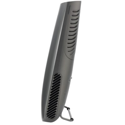side view of Lasko Pure Gold Air Purifier with Remote Control and Auto Clean model HF25620
