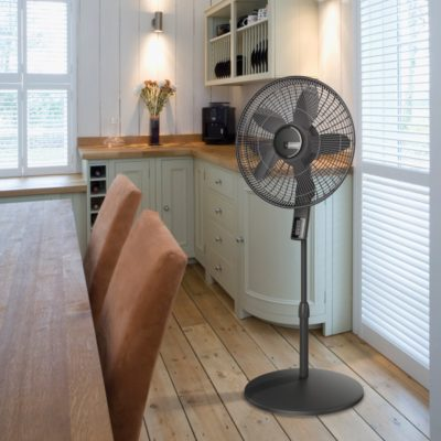 Elite Collection Quiet Blade Pedestal Fan Lasko Products