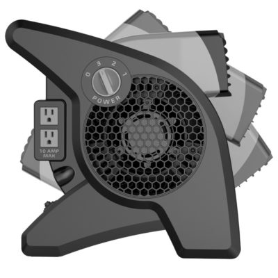 Pro Performance Pivoting Blower Utility Fan Lasko Products