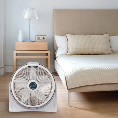Lasko Fan Model 3520 in bedroom