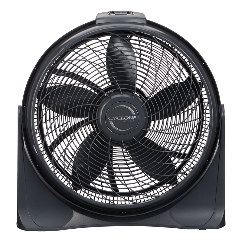 20 Cyclone 4 Speed Fan W Remote Control Lasko Products