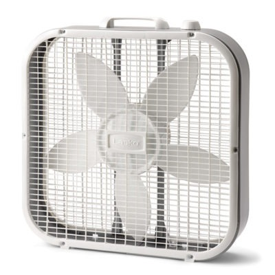 lasko Air Circulating Box Fan model B20200 front