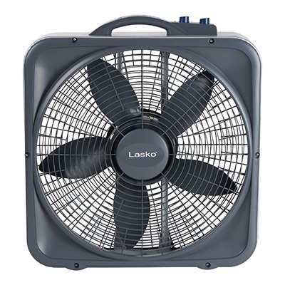 Front View of Lasko fan model b20573