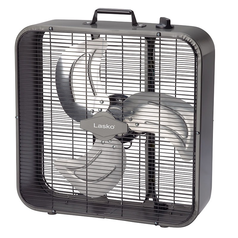 Lasko 20″ Metal Box Fan model B20725 front