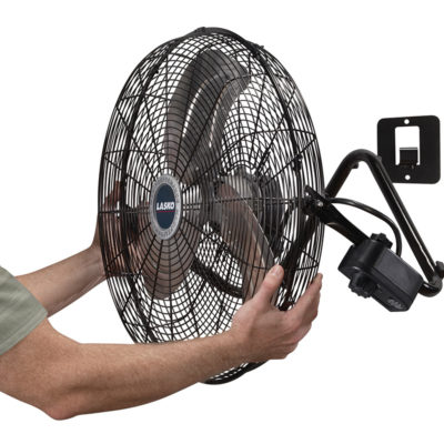 20 High Velocity Floor Fan With Quickmount Lasko Products