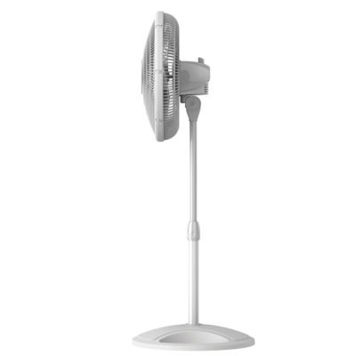 lasko GALAXY® 16″ Oscillating Stand Fan model s16100 side