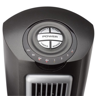 25 Space Saving Tower Fan W Remote Lasko Products