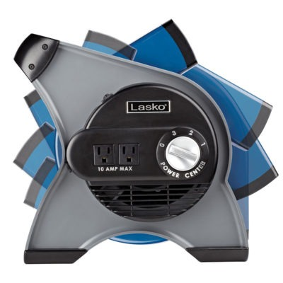 lasko Multi-Purpose Pivoting Utility Blower Fan model U12100 pivot