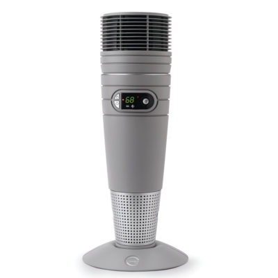 Front view of Lasko Full Circle Warmth Ceramic Heater with Remote Control Model 6462