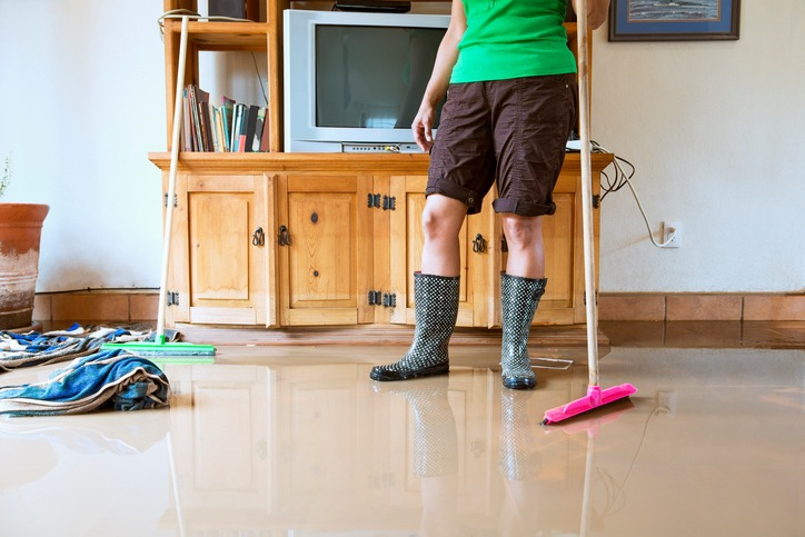 Dry Out Your Home After Water Damage