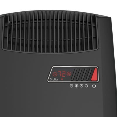 Lasko Electric Heater CC13700 controls
