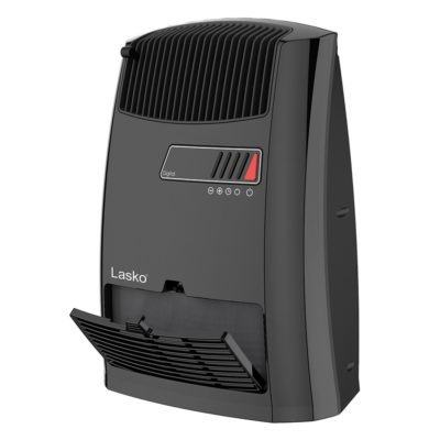 filter compartment of Lasko Digital Ceramic Heater with Warm Air Motion Technology Model CC13700