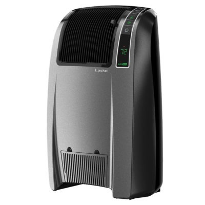 CC24846 Lasko Cyclonic Digital Ceramic Heater with Remote