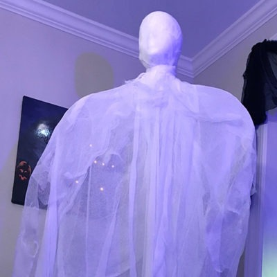 Lasko DIY Halloween Ghost Decoration Project