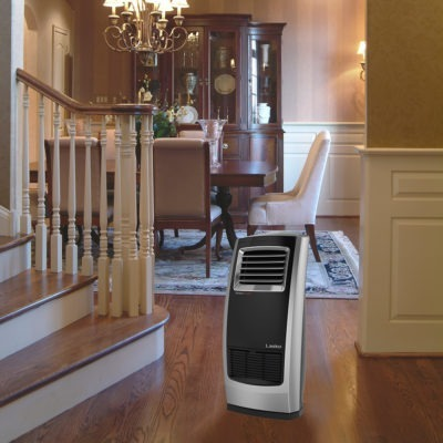 Lasko Whole Room Ceramic Heater in Entryway