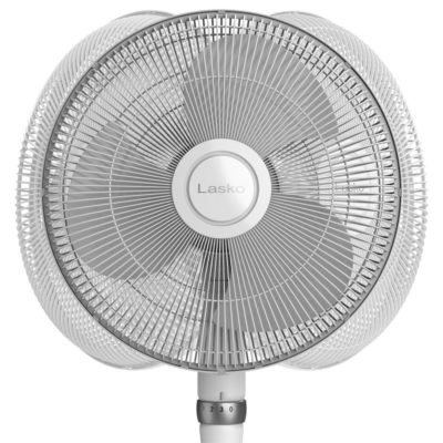 oscillation diagram Lasko Performance Pedestal Fan, model S16225