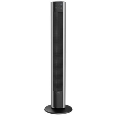 front view Lasko Xtra Air Tower Fan with Remote Control, model T48332