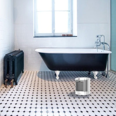 Did you know your bathtub could conceal a major hot air leak?