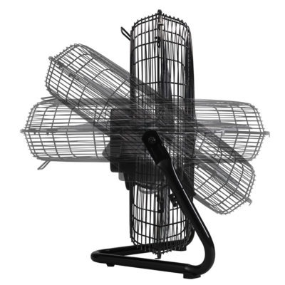pivots of Lasko Commercial Remote Control High Velocity Floor or Wall-Mount Fan Model H20660