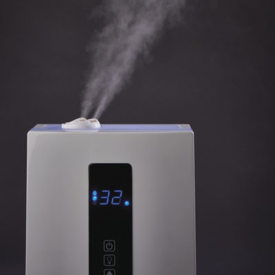 Feature of Lasko Quiet Ultrasonic Digital Warm and Cool Mist Humidifier Model UH300