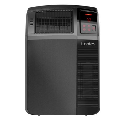 Front view of Lasko Digital Ceramic Room Heater Model CC24920