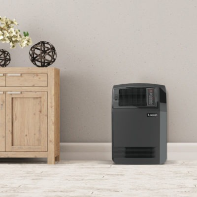 Lasko Cyclonic Digital Ceramic Heater with Remote Model CC24910
