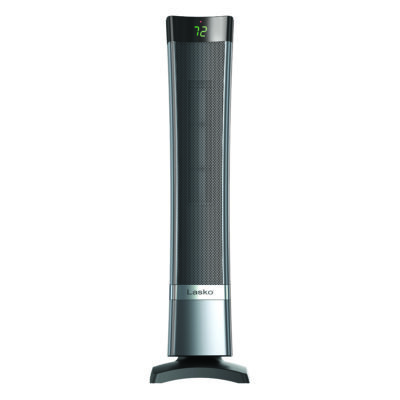 Front of Lasko Ultra Ceramic Heater with Remote Control model CT30711
