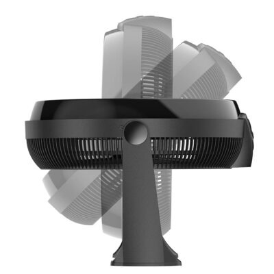 tilting fan head on Lasko Cyclone Air Circulator Fan, model A20515