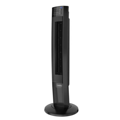Lasko Wind Tower® Fan with Nighttime Mode and Remote Control, model T36510